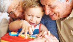 Бабушка со внуками смотреть бесплатно фото 17-344