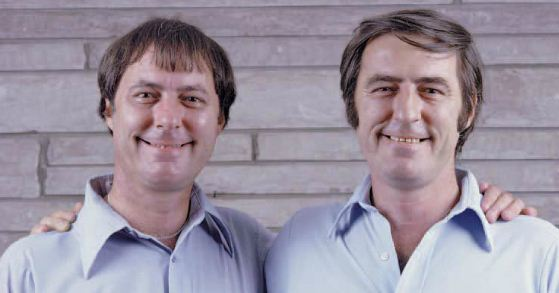 Джим Льюис и Джим Спрингер