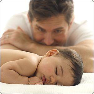 Отец и ребёнок