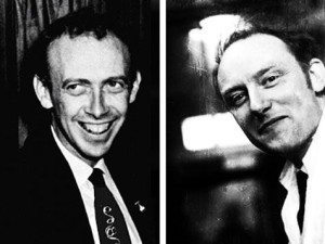 Учёные Уотсон и Крик